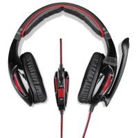 Hama Fire Fighter - големите стерео слушалки за геймъри