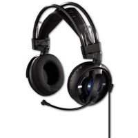 Hama Urage Xplode Evo - черни стерео слушалки