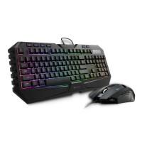 CM Storm Octane комплект клавиатура и мишка за игри с LED