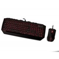 CM Storm Devastator Combo Red ! геймърски комплект клавиатура с мишка