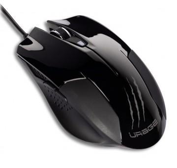 Hama uRage Evo лазерна геймърска мишка
