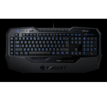 Геймърска клавиатура Roccat Isku Illuminated