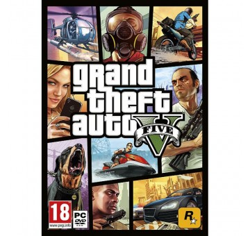 GTA: Grand Theft Auto V | PC