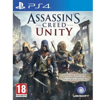 Assassin's Creed: Unity Special Edition | PS4