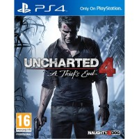 Uncharted 4: A Thief's End Standard Plus Edition | PS4