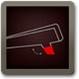 Анти-подхлъзващо покритие на клавиатурата