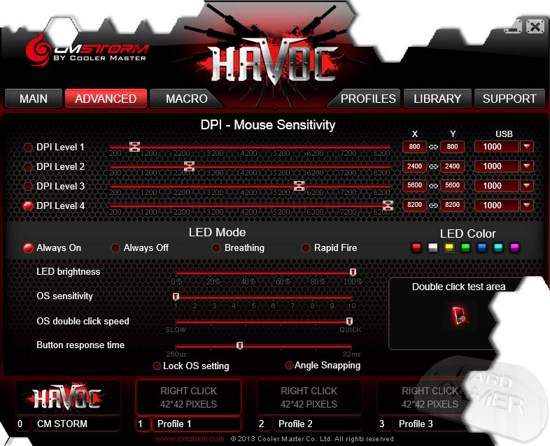 CM Storm Havoc Software 1