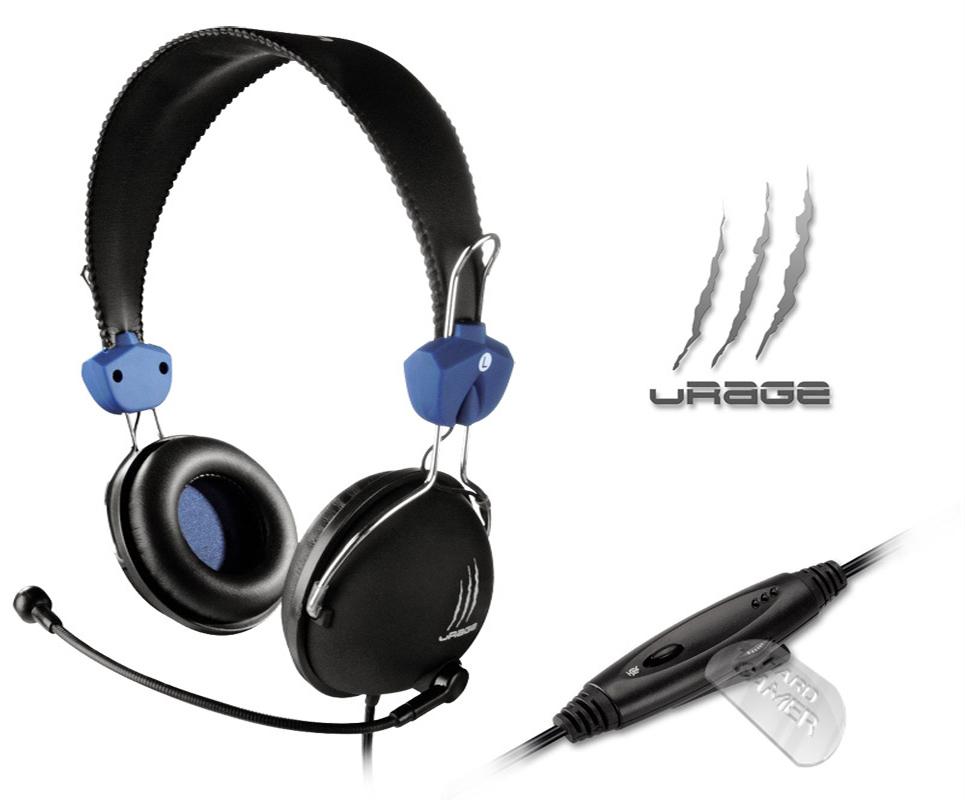 Hama Urage Xplode Essential геймърски слушалки