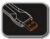 Hama Urage Xplode Evo интерфейс - USB кабел